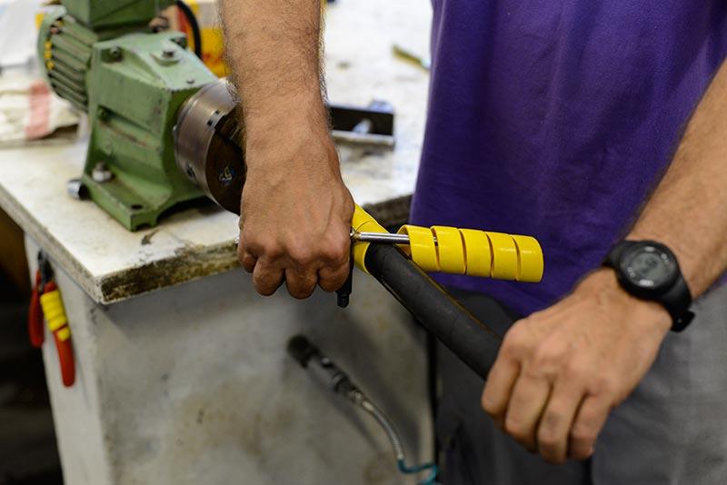Protection d'un flexible hydraulique