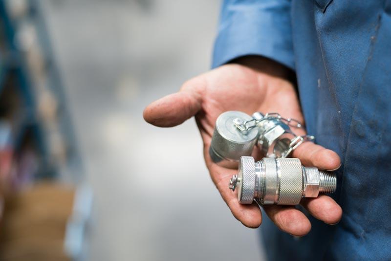 Coupleurs hydrauliques très haute pression (700 bars)