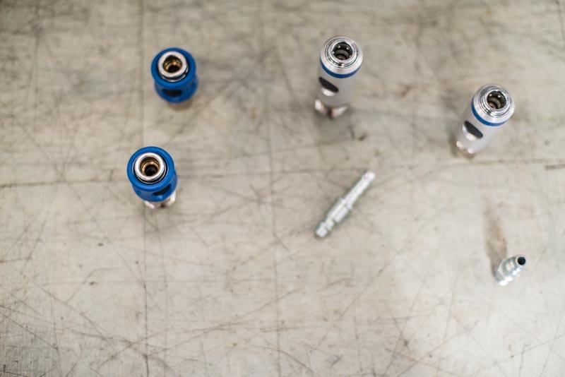Coupleurs pneumatiques ISO B