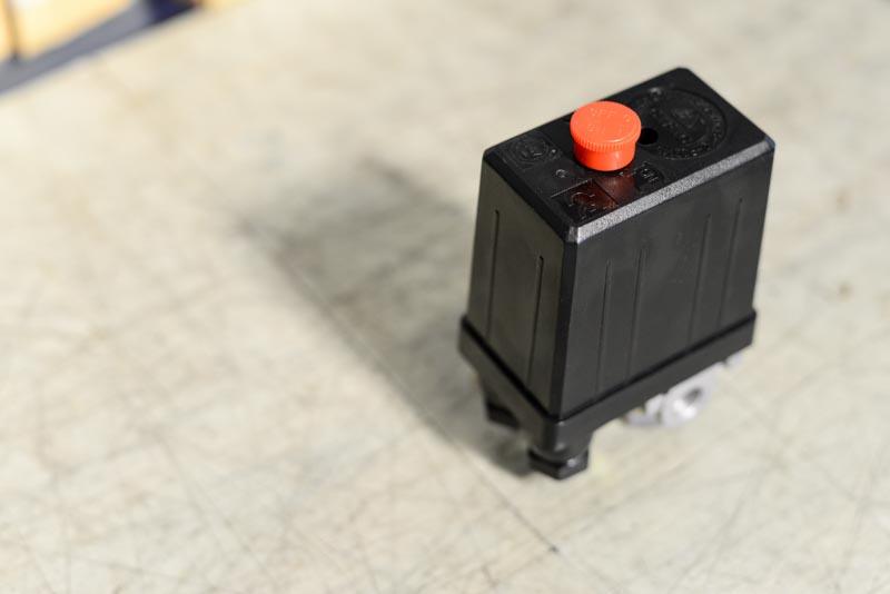 Pressostat monophasé pour compresseur