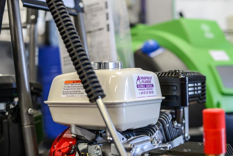 Nettoyeur à moteur thermique