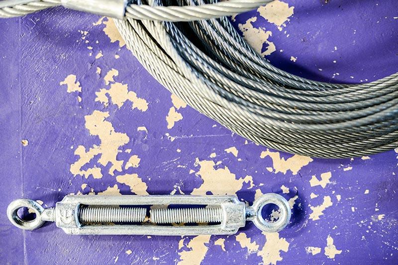 Tendeur de câbles