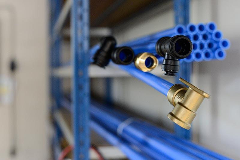 Tubes polyamides et raccords pour réseau air comprimé